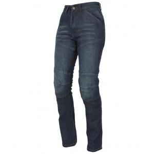 Dámské jeansy na motorku Roleff Jeans modré
