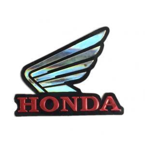 Nálepka 3D Honda pravá
