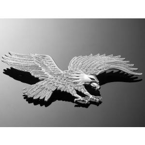 Nalepovací emblem Highway Hawk, chrom výpredaj