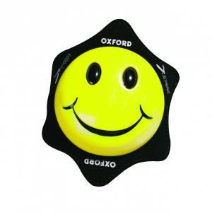 Universální kolenní slidery Oxford Smiler žluté
