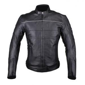 Bunda na motorku Tschul 837 čierna