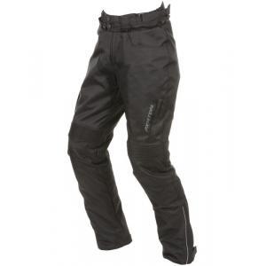Dámske predĺžené nohavice na motorku Ayrton Trisha čierne