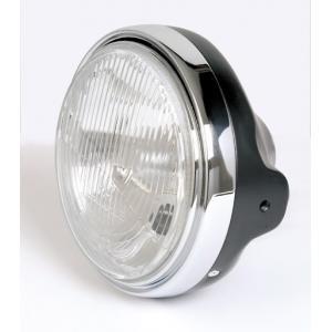 Hlavné svetlo LTD 7 čierne