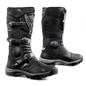 Topánky na motorku Forma Adventure WP čierne
