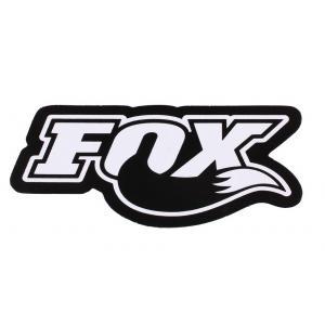Nálepka Fox White Racing