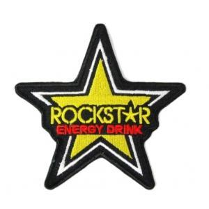 Nášivka a nažehlovačka Rockstar 2