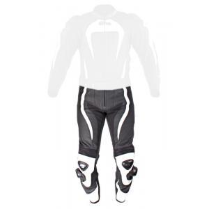 Pánske nohavice Tschul 575 čierno-biela