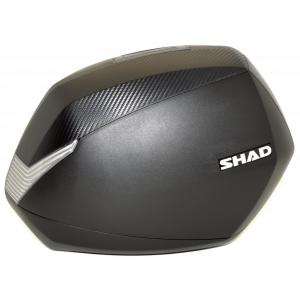 Plastové bočné moto kufre Shad SH36 Karbon