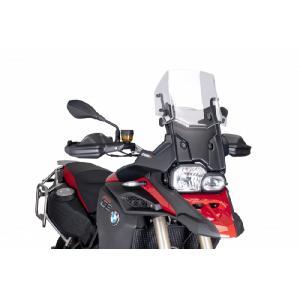 Plexi na moto Puig-BMW F800 GS ADVENTURE (13-15) TOURING