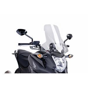 Plexi na moto Puig-Honda NC700X/NC750X (12-15) TOURING
