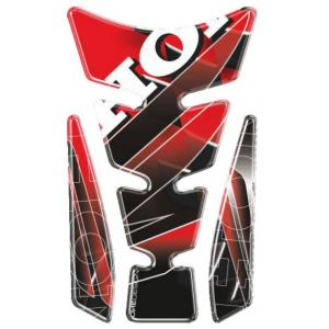 Polep palivovej nádrže Print - Spirit LE 3 červený