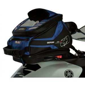 Tankbag na motocykel Oxford Q4R QR-modrá výpredaj
