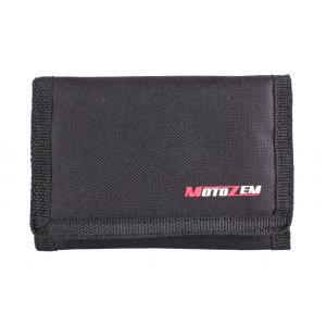 Textilná peňaženka Motozem