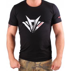 Tričko RSA Track čierne