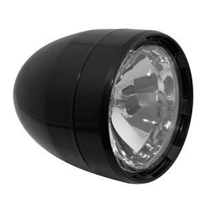 Univerzálny predné svetlo s parkovacím svetlom Shin-Yo čierne
