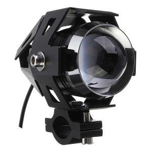 Univerzálné prídavné LED svetlo Cree vrátane vypínača čierne