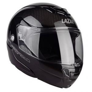 Vyklápací prilba na motorku Lazer Monaco Evo - Pure Carbon výpredaj