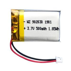 Náhradná batéria pre Bluetooth Intercom MaxTo M2