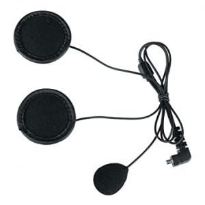 Náhradné mikrofón a slúchadlá pre Bluetooth Intercom MaxTo M3