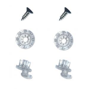 Piny na upevnenie pinlocku na plexi LS2