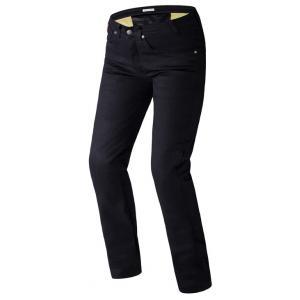 Skrátené jeansy na motocykel Rebelhorn Classic II čierne