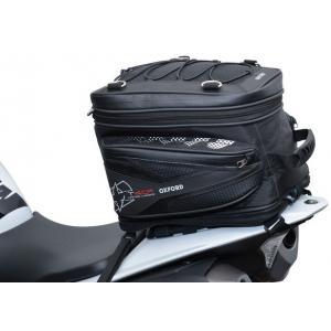 Taška na sedlo spolujazdca Oxford T40R Tailpack čierna