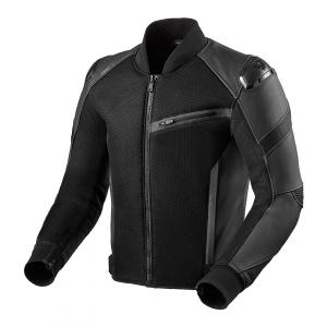 Bunda na motocykel Revit Target Air čierna výpredaj