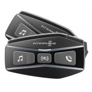 Bluetooth handsfree Interphone U-COM16 - Twin Pack