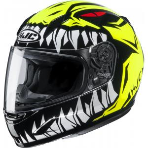 Detská integrálna prilba na motocykel HJC CL-Y Zuky MC4H