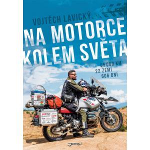 Kniha Na motorke okolo sveta