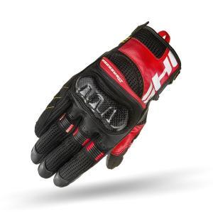 Rukavice na motocykel Shima X-Breeze 2 čierno-červené