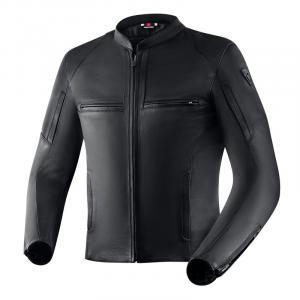 Bunda na motocykel Rebelhorn Runner III čierna