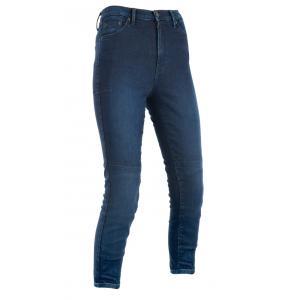 Dámske nohavice Oxford Original Approved Jeggings AA modrej indigo