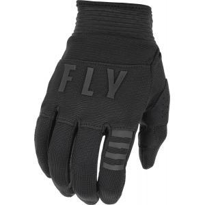 Motokrosové rukavice FLY Racing F-16 - USA 2022 čierne
