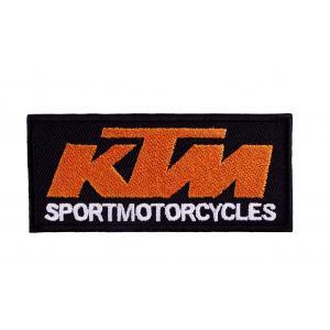 Nášivka a nažehlovačka KTM 2