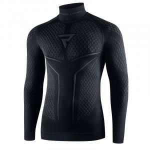 Termo tričko Rebelhorn Therm II čierno-šedé