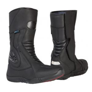 Topánky na moto Rebelhorn Hail čiernej matnej