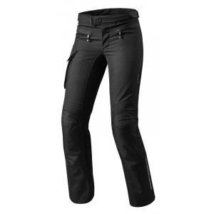 Dámske nohavice na motorku Revit Enterprise 2 čierne predĺžené výpredaj