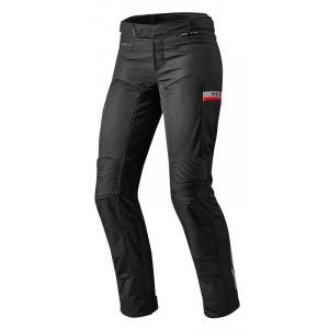 Dámske nohavice na motorku Revit Tornado 2 čierne predlžené výpredaj