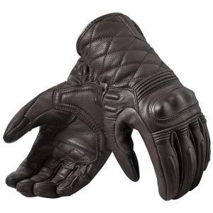 Dámske rukavice na motorku Revit Monster 2 hnedé výpredaj