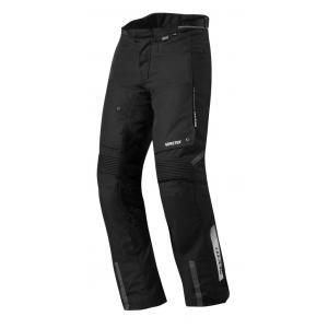 Nohavice na motorku Revit Defender Pro GTX čierne skrátené výpredaj