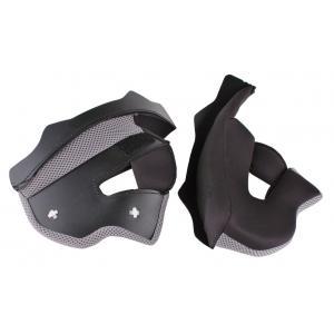 Lícnicovej výstelky pre prilby na motorku RSA TR-01 - šedé výpredaj