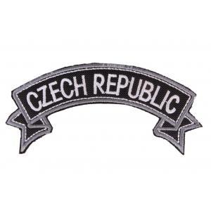 Nášivka stuha Czech