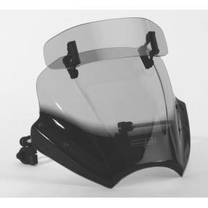 Plexi na moto MRA-Vario pre naháča + montážna sada