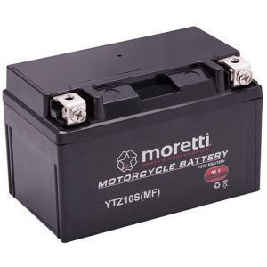 Bezúdržbová gélová batéria Moretti MTZ10S, 12V 8,6Ah
