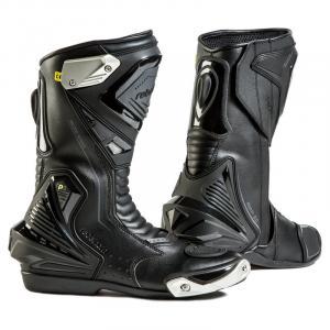 Topánky na motorku Rebelhorn Piston II CE čierne