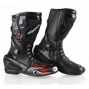 Topánky na motorku Tschul TX6-Pro čierne