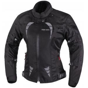 Dámska bunda na motorku RSA Queen čierna