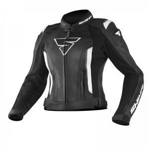 Dámska bunda na motorku Shima Miura čierna výpredaj