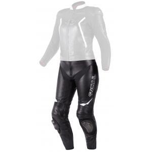 Dámske nohavice Tschul 536 čierno-biele